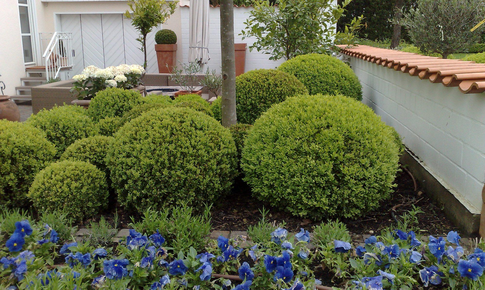 Gartengestaltung Rovner
